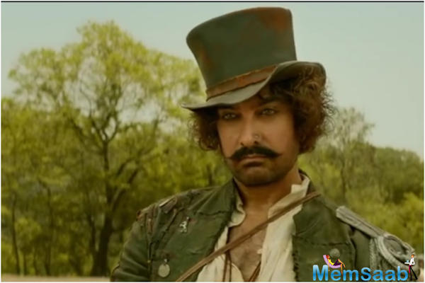 People got an opportunity to take out their anger: Aamir Khan on 'Thugs' failure