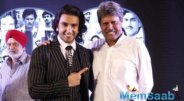 Ranveer Singh's '83 gets its Srikkanth; it's CONFIRMED, Tamil actor Jiiva to play the cricketer