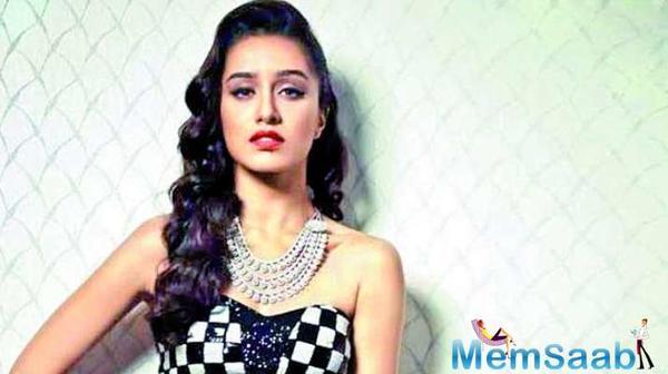 Shraddha Kapoor trains rigorously for her upcoming next