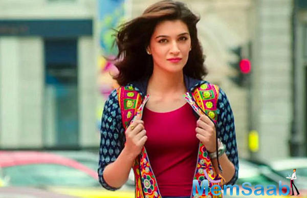 Kriti Sanon is the new gully girl, here's why!
