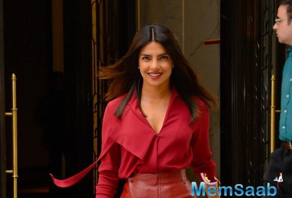 Priyanka Chopra spills the beans on her next big Hollywood project, read details