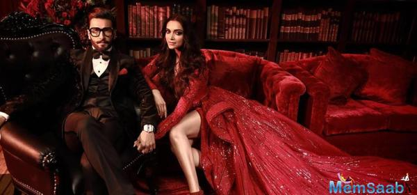 'The light of my life': Ranveer Singh pens heartfelt note for wife Deepika Padukone