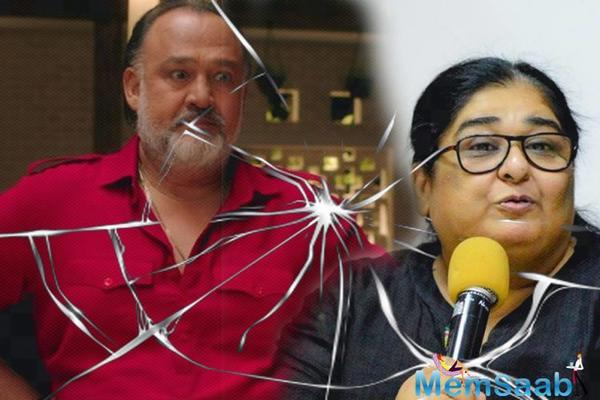 Vinta Nanda puzzled by six months ban on Alok Nath