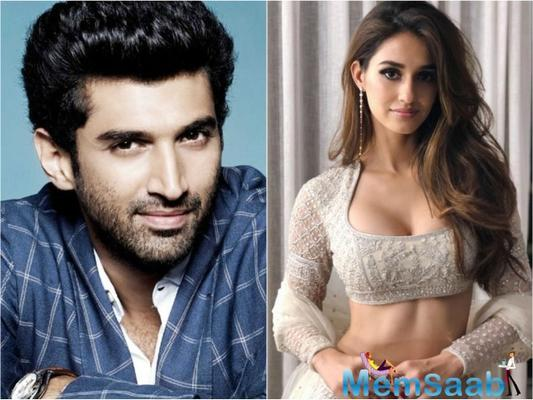 Disha Patani to romance Aditya Roy Kapur onscreen
