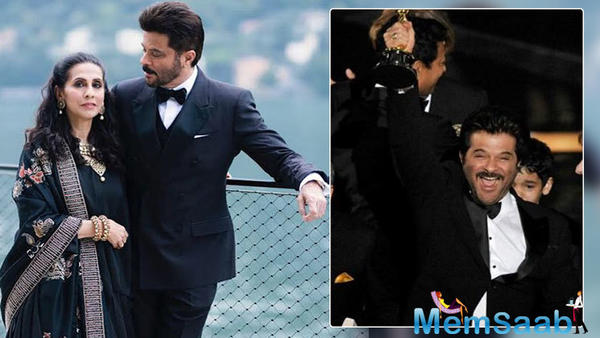Anil Kapoor became a part of history when the Indian cast-led