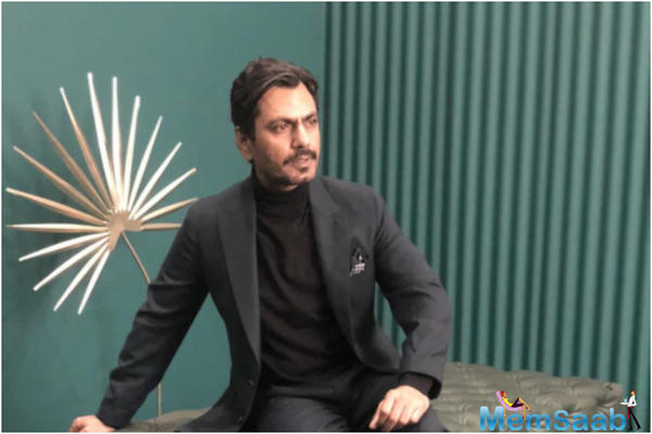 Nawazuddin Siddiqui: You are perceived a good actor when you give Rs 100-cr hit