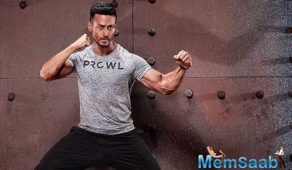Why Tiger Shroff wanted to launch his own gym