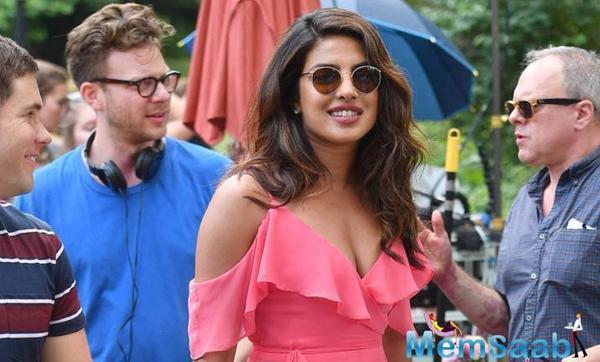 Priyanka Chopra's Valentines' Date on Netflix