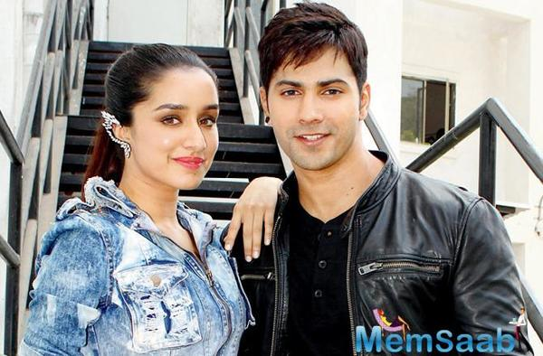 Varun Dhawan and Shraddha Kapoor impressed the audience with their sizzling dance moves in ABCD 2 and their chemistry ooze fire.