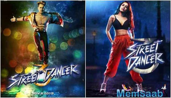 Prabhu Deva and Varun Dhawan back together for Street Dancer 3D, See Pics