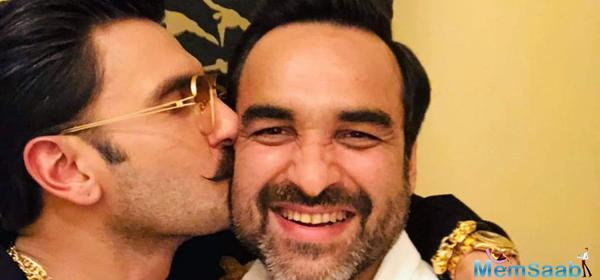 """Pankaj Tripathi added, """"I must have been around eight or nine at the time but I did read about the win in the papers. It's an inspiring story and I leapt at the opportunity to be a part of the film,""""."""