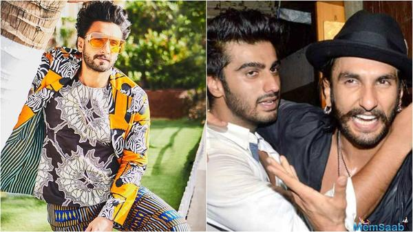 This isn't the first time that Arjun Kapoor has trolled his fellow mates.