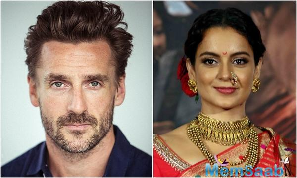 Manikarnika actor Richard: Kangana as a director is detailed, specific, and pertinent…clear in pursuit of excellence
