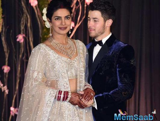 Priyanka Chopra who recently tied the knot with her boyfriend Nick Jonas has been giving us relationship goals through social media.