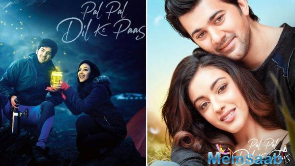 Sunny Deol reveals first look of his son Karan Deol's debut film Pal Pal Dil Ke Paas