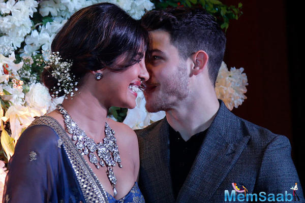 Priyanka Chopra Reveals Plans for Her First Post-Wedding Valentine's Day With Nick Jonas