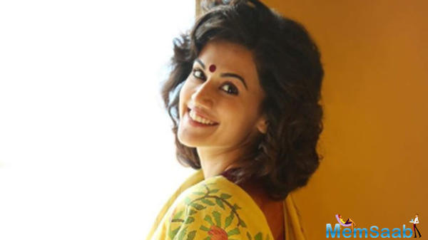 Taapsee Pannu: Progressive thinking have motivated women to break barriers