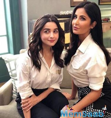 Katrina Kaif is all praises for her best friend Alia Bhatt. Read on to know more