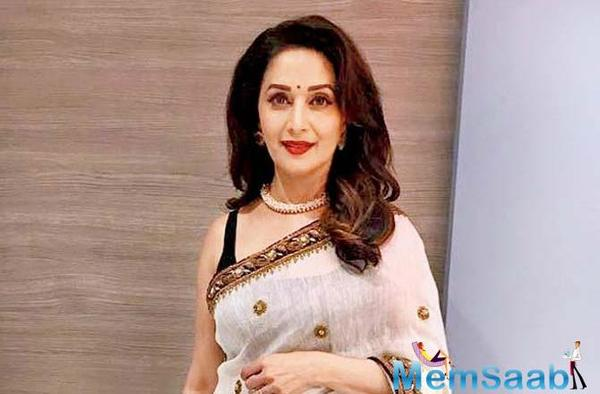 Arpita Chakraborty excited to sing for her screen idol Madhuri Dixit-Nene
