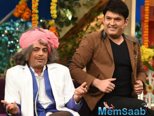 Sunil Grover to Come Back on The Kapil Sharma Show, Deets Inside