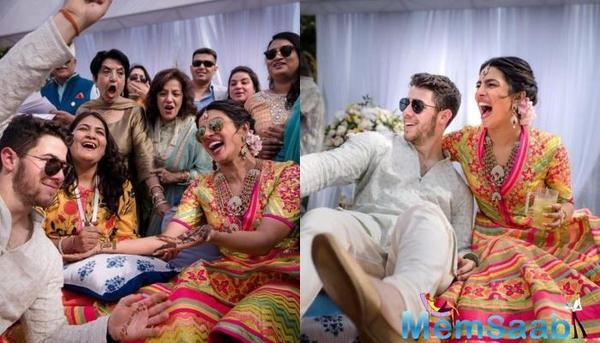 Priyanka Chopra reveals how she and Nick Jonas prevented their wedding guests from clicking any pictures