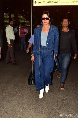 Priyanka Chopra Jonas is one of the top Bollywood divas that we have. She is a style icon and never disappoints with her fashion sense.