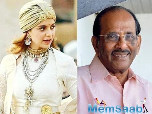 Sources close to the actress say that the writer was very impressed with Kangana Ranaut's directorial skills in Manikarnika.