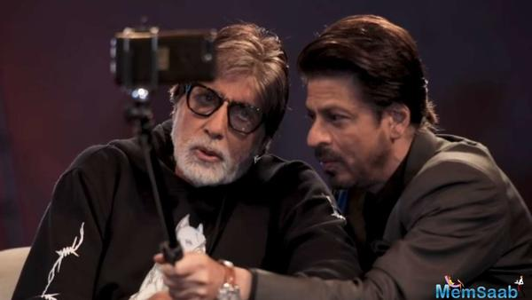 What exactly is Shah Rukh Khan's role in Badla? Here's what Taapsee Pannu has to say...