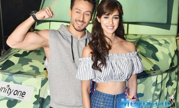 Let people speculate about Disha and me: Tiger Shroff