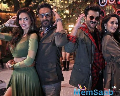 Ajay Devgn and Anil Kapoor's Total Dhamaal crosses Rs 185 crore mark at the worldwide box office