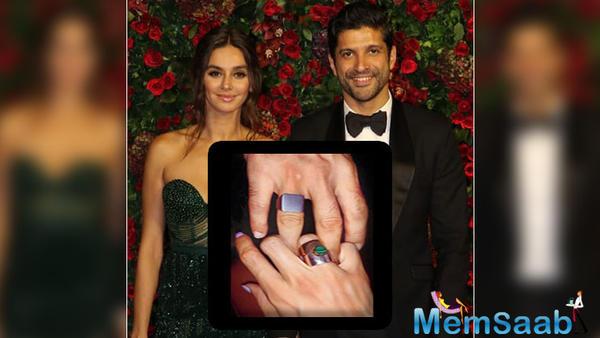 Farhan Akhtar and Shibani Dandekar engaged? Here's the truth