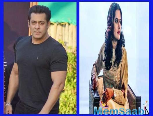 Sona Mohapatra takes a dig at Salman Khan, yet again