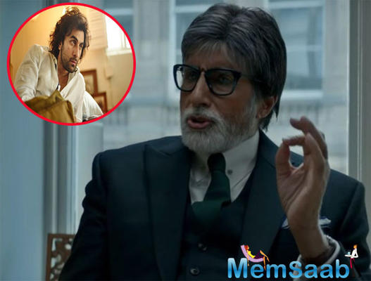 'Badla' actor Amitabh Bachchan is a fan of this Kapoor of Bollywood; find out