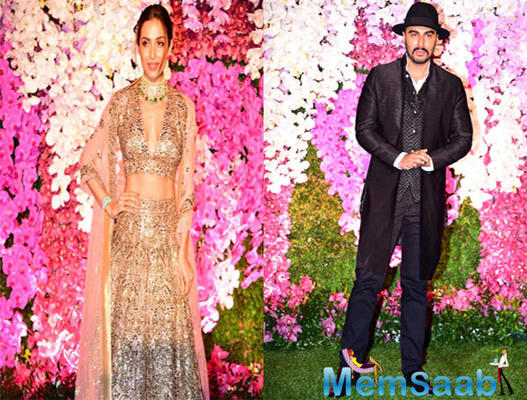 Bollywood celebs turned up in full force for the gala evening.