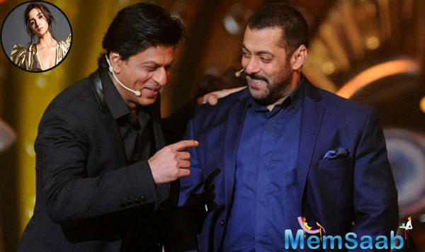 Last week, we shared a special news with you that Sanjay Leela Bhansali's next with Salman Khan has become grander as Shah Rukh Khan was roped in to play a key role in the film.