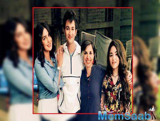 Farhan Akhtar, Priyanka Chopra wrap up The Sky Is Pink shoot