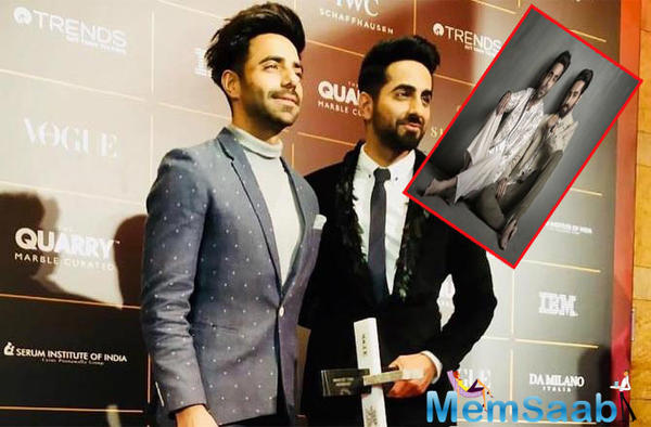 Aparshakti Khurana: Not many people know that I am brother of Ayushmann