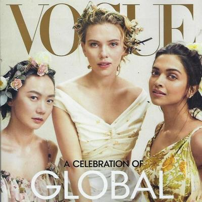 Avengers Endgame star Scarlett Johansson, Deepika Padukone and Bae Doona grace US Vogue April 2019 cover