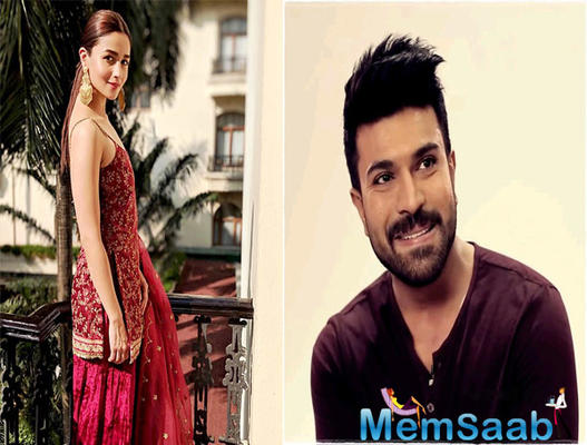 RRR BIG Announcement: Alia Bhatt to romance Ram Charan in SS Rajamouli's film