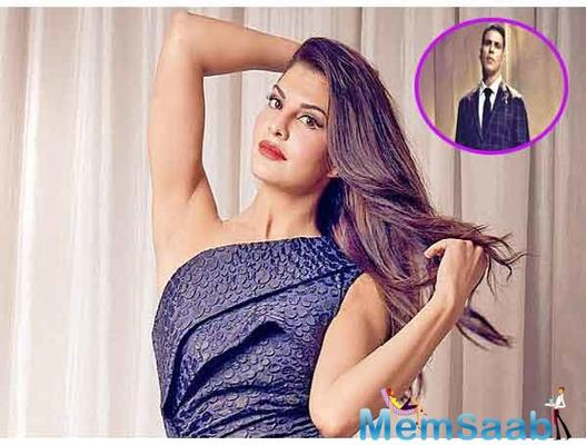 Will Jacqueline Fernandez romance Akshay Kumar in Rohit Shetty's Sooryavanshi?