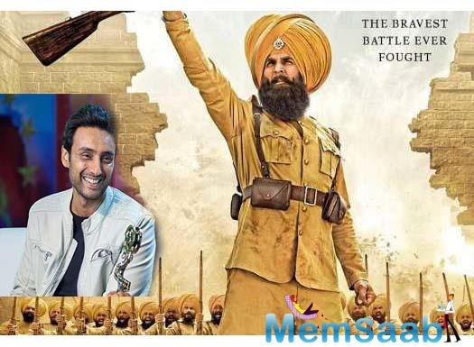 More responsibility when directing a superstar: 'Kesari' director Anurag Singh