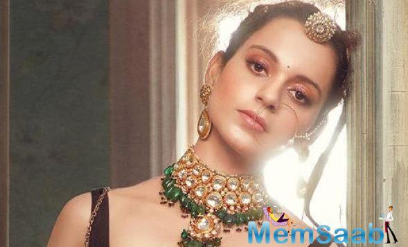 While speaking about the film, Kangana admitted that procuring higher budgets for a female lead can be an issue.