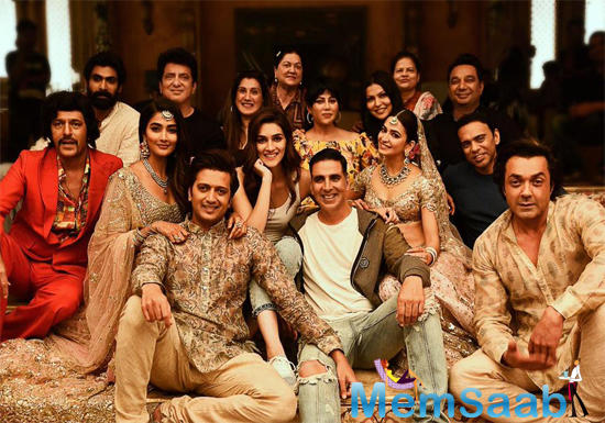 Housefull 4: Features Akshay Kumar as a king, Riteish Deshmukh & Bobby Deol as royal courtiers