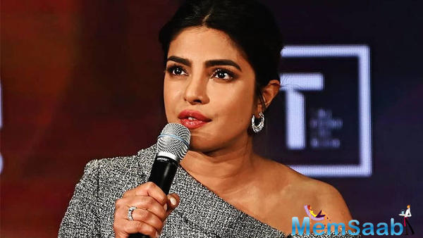 Priyanka Chopra: A lot of actors don't have ambitions to move out of Bollywood