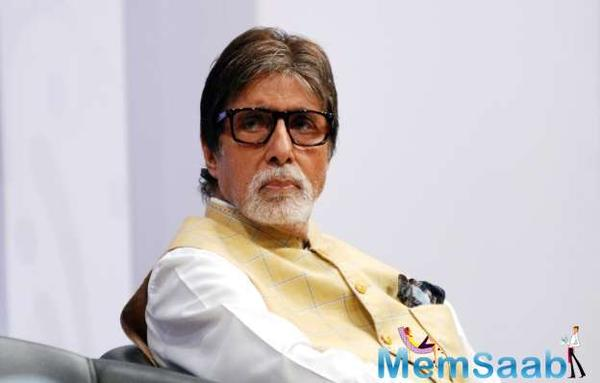 Amitabh Bachchan pays Rs 70 crore tax for the financial year 2018-19