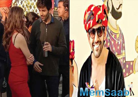 Kartik Aaryan ditches his boy-next-door look for Love Aaj Kal sequel