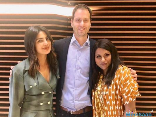 It's confirmed! Priyanka Chopra, Mindy Kaling to collaborate for wedding comedy