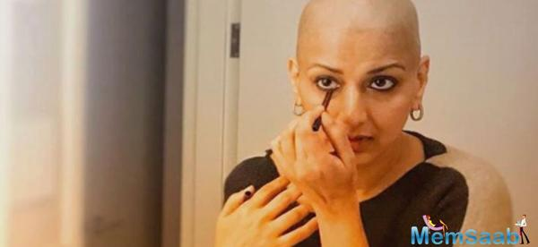 Early detection is important: Sonali Bendre on Cancer