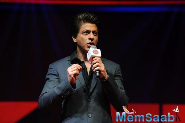 Did you know SRK is the only actor in India to have three international doctorates