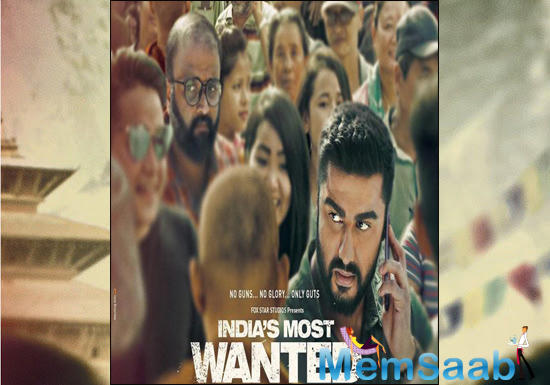 India's Most Wanted movie teaser: The Arjun Kapoor-starrer is a tale of bravery